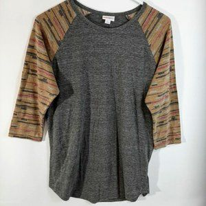 LuLaRoe 3/4 Sleeve Randy T-Shirt    (239)